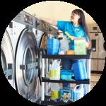 Clean Self-Service Laundromats