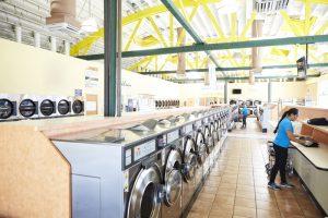 full service laundromat