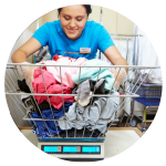 laundry drop off service