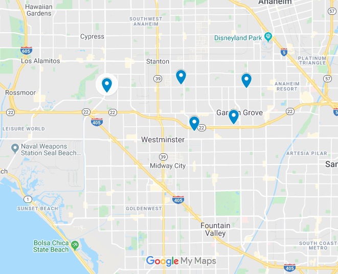 Garden Grove Laundry Delivery