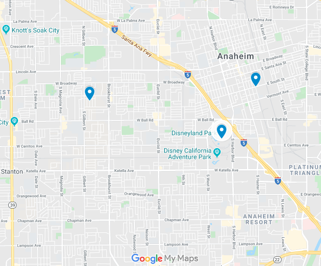 anaheim laundry delivery