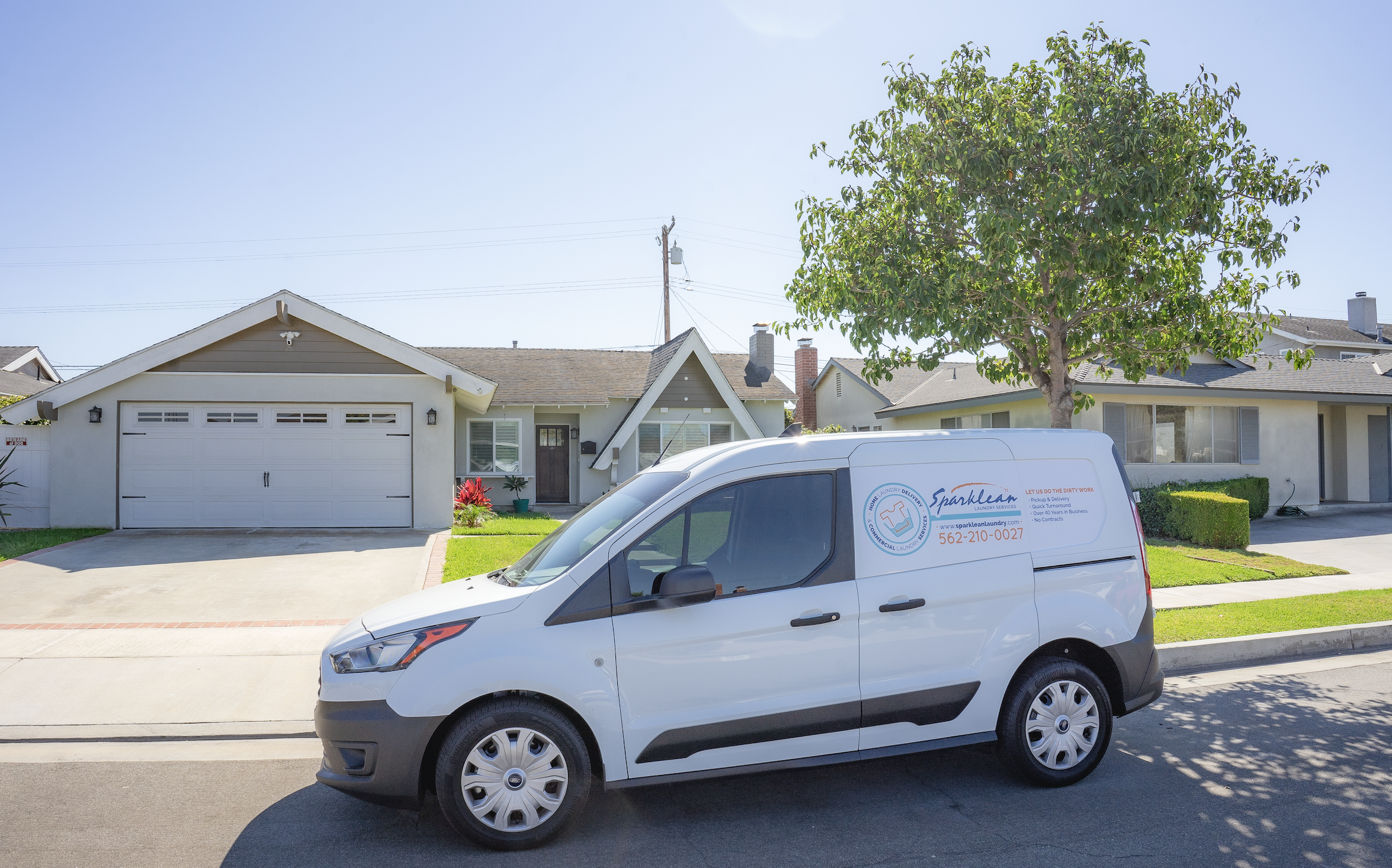 Laundry Delivery Service in Orange County